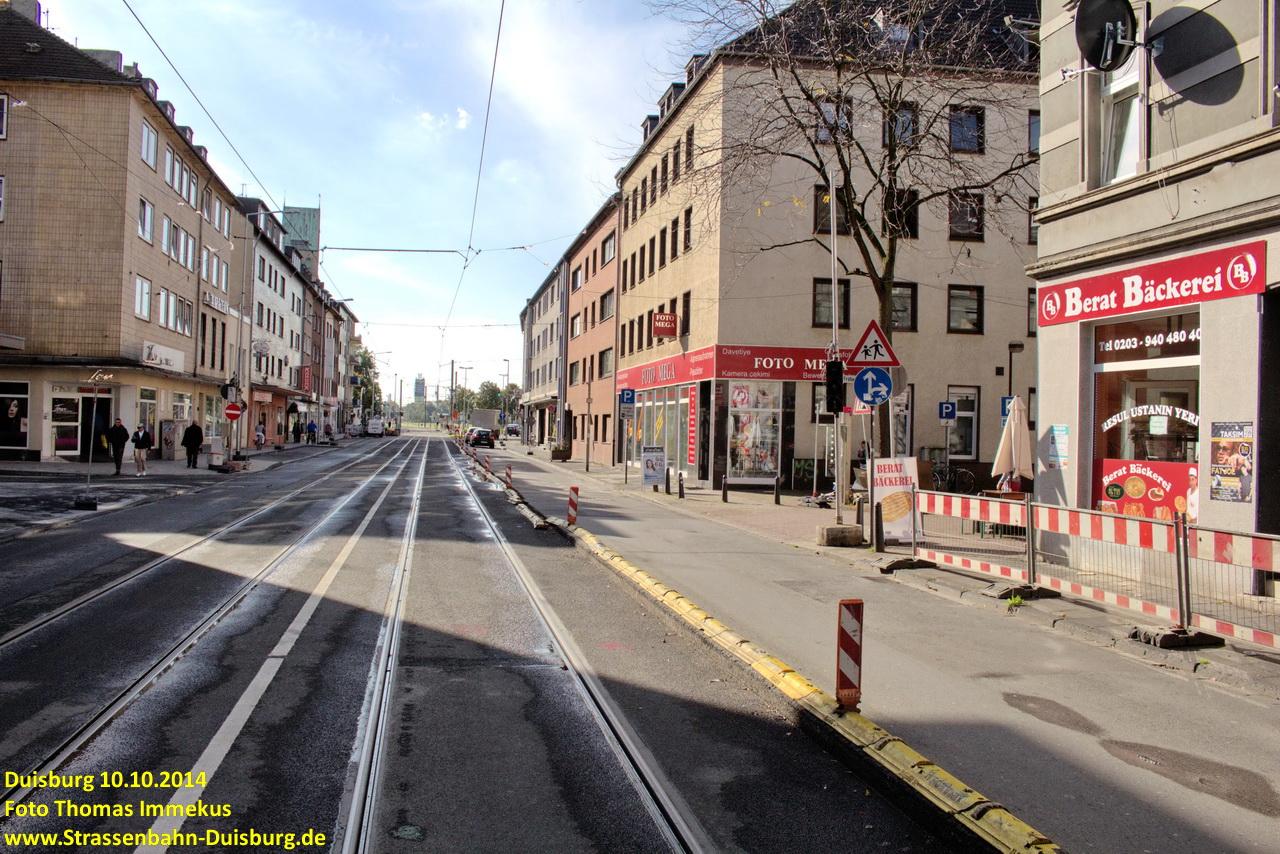 Duisburg Wanheimer Str